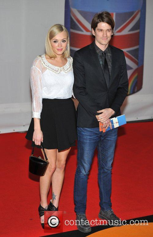 Fearne Cotton and Brit Awards 7