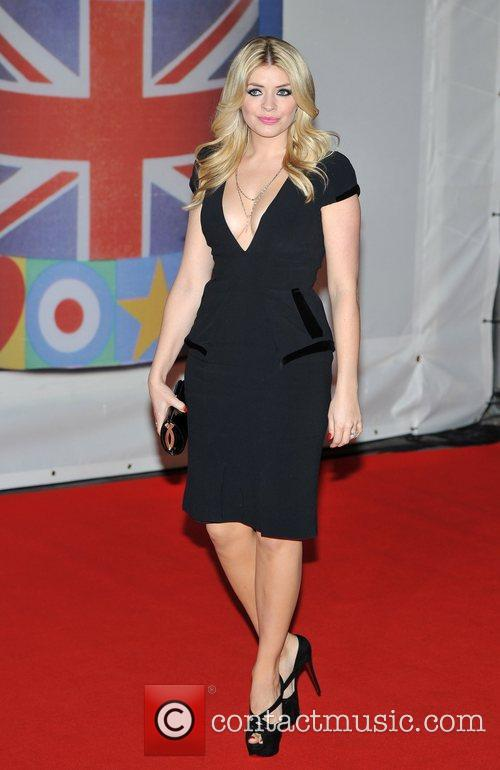 Holly Willoughby and Brit Awards 1