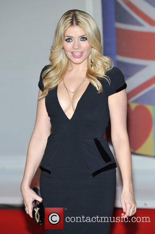 Holly Willoughby and Brit Awards 5