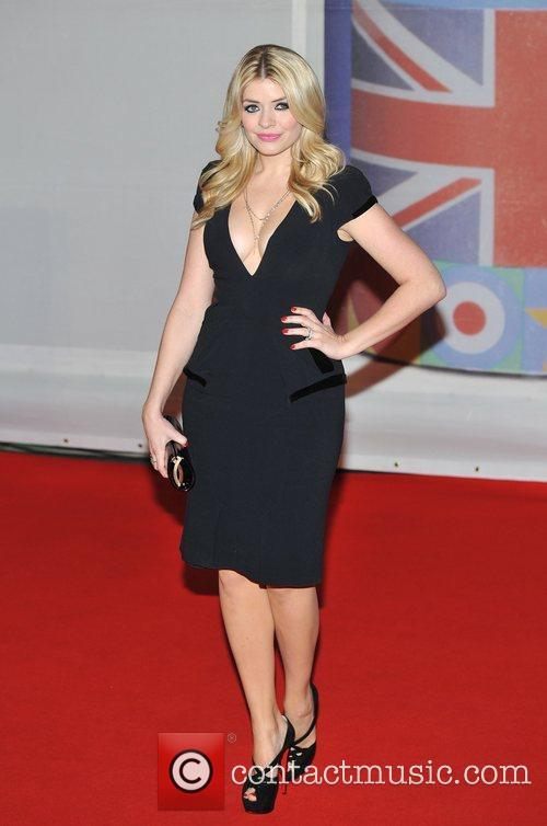 Holly Willoughby and Brit Awards 6