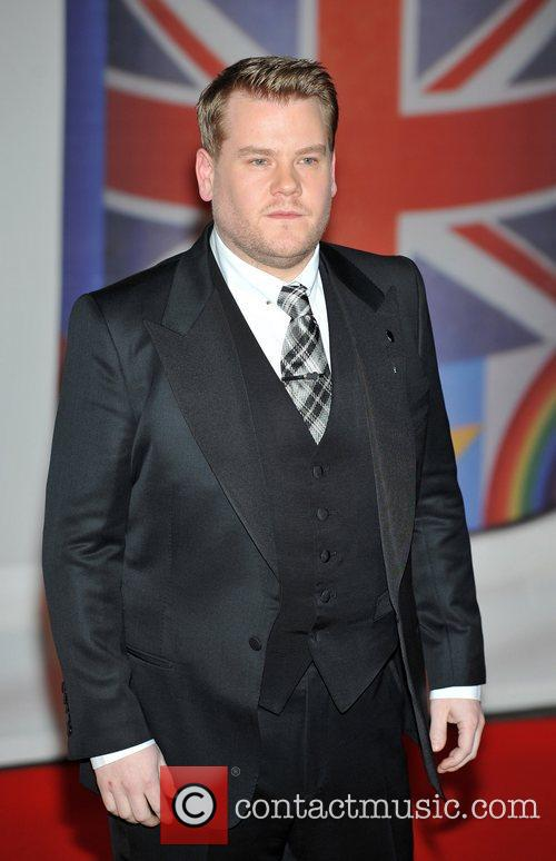 James Corden and Brit Awards 3