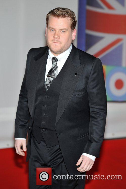 James Corden and Brit Awards 6