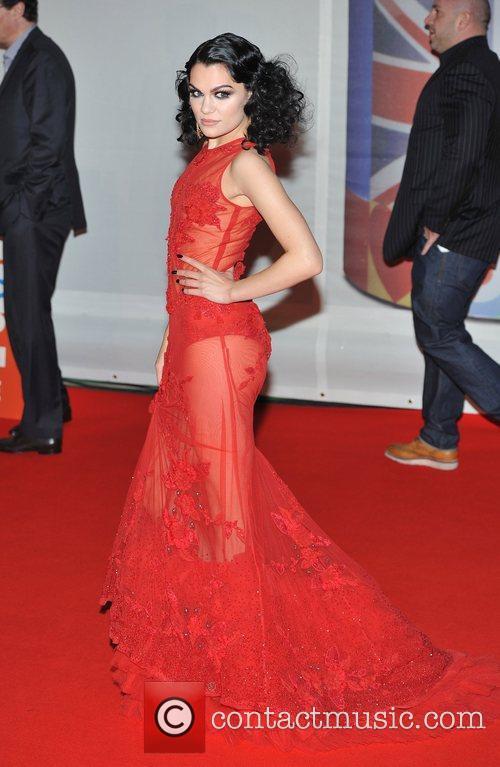 Jessie J and Brit Awards 10