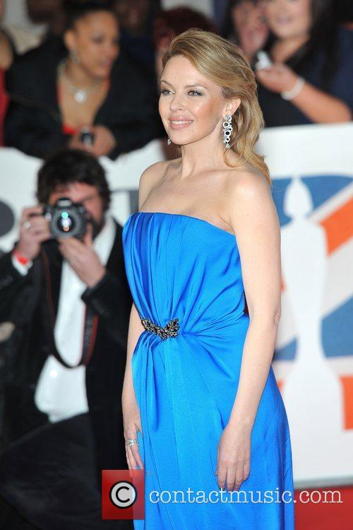 Kylie Minogue and Brit Awards 8