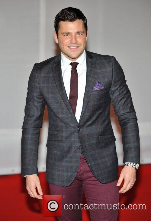 Mark Wright and Brit Awards 2