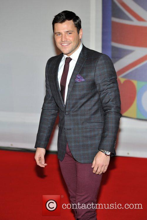 Mark Wright and Brit Awards 1