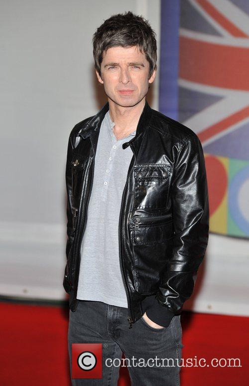 Noel Gallagher The BRIT Awards 2012 at the...