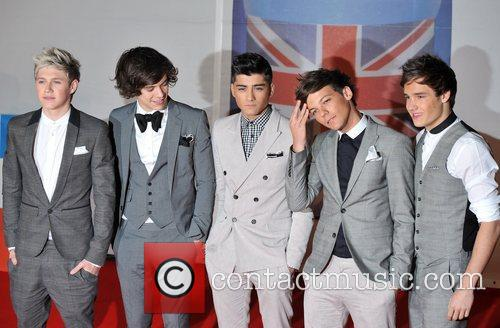 One Direction and Brit Awards