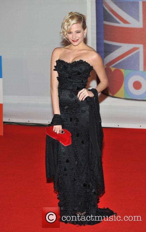 Pixie Lott and Brit Awards 5