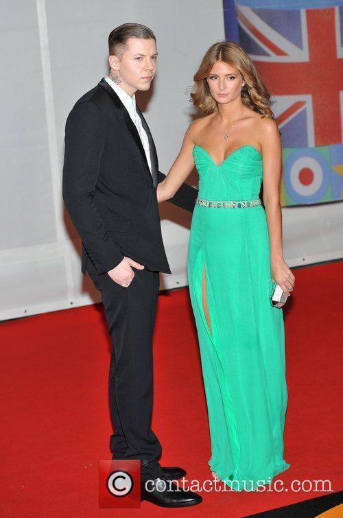 Professor Green and Brit Awards 1