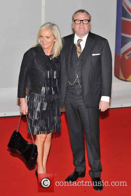 Ray Winstone and Brit Awards 4