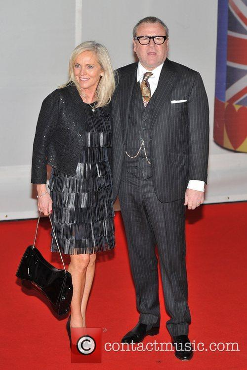Ray Winstone and Brit Awards 2