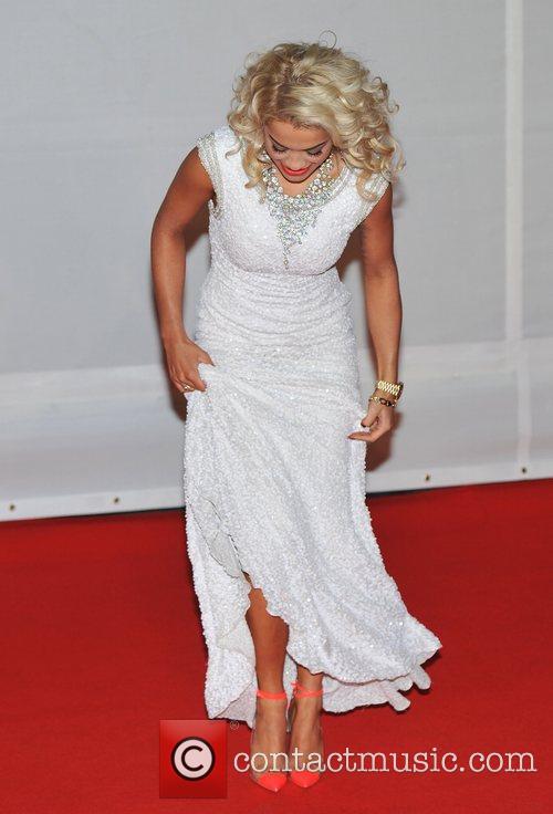 rita ora the brit awards 2012 at 5798367
