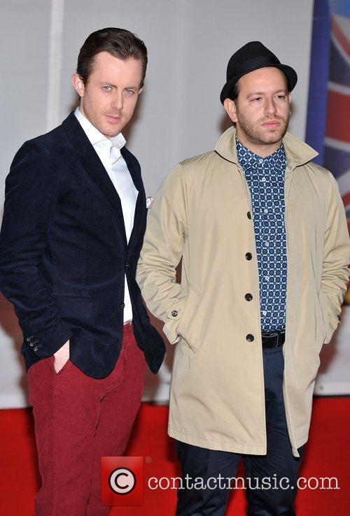 Chase And Status and Brit Awards 9