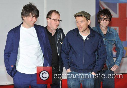 Blur and Brit Awards