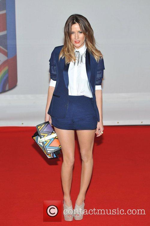 Caroline Flack and Brit Awards 4