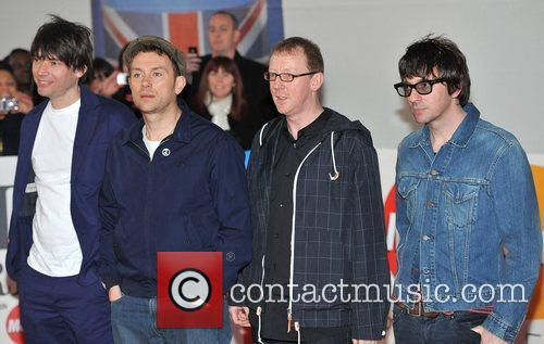 Blur and Brit Awards 3