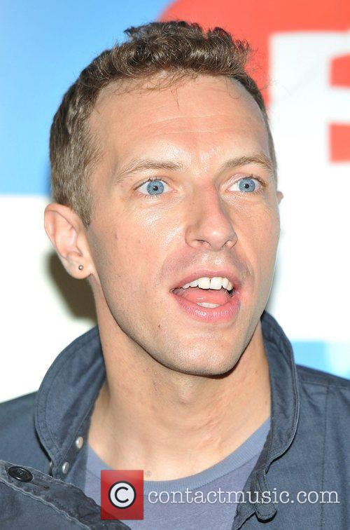 Chris Martin and Brit Awards
