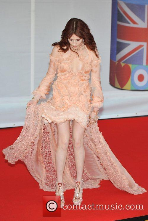 Florence Welch and Brit Awards 6