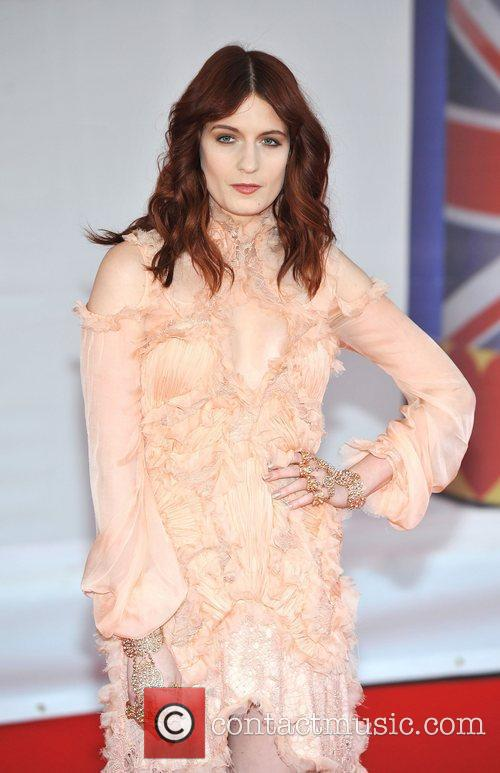 Florence Welch and Brit Awards 7