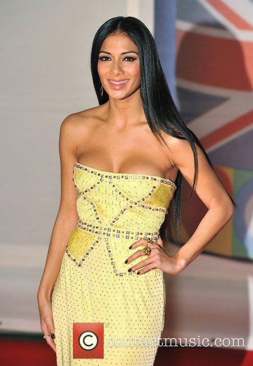 Nicole Scherzinger and Brit Awards 16