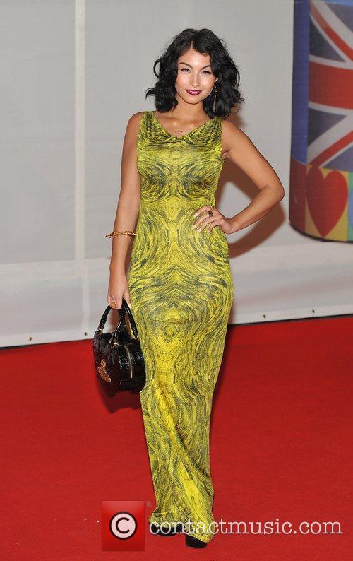 Yasmin and Brit Awards 3
