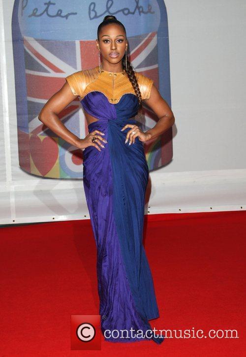 Alexandra Burke and Brit Awards 10