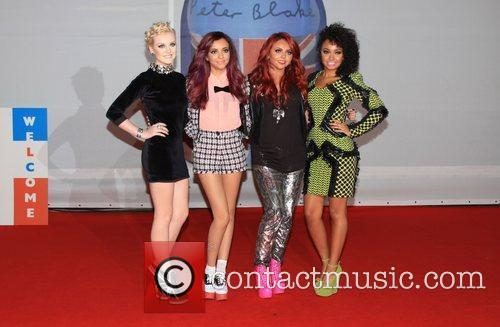 Little Mix and Brit Awards 7