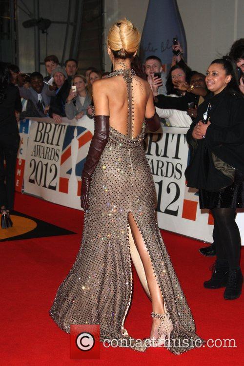Rihanna, Brit Awards