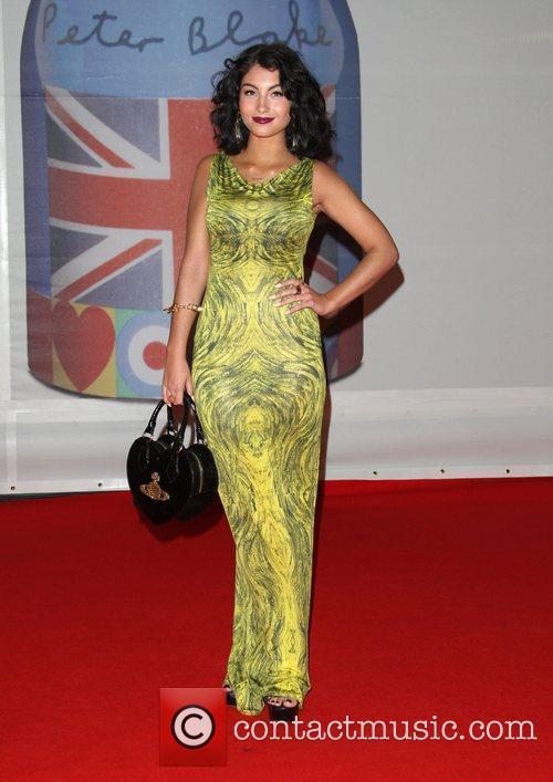 Yasmin and Brit Awards 4
