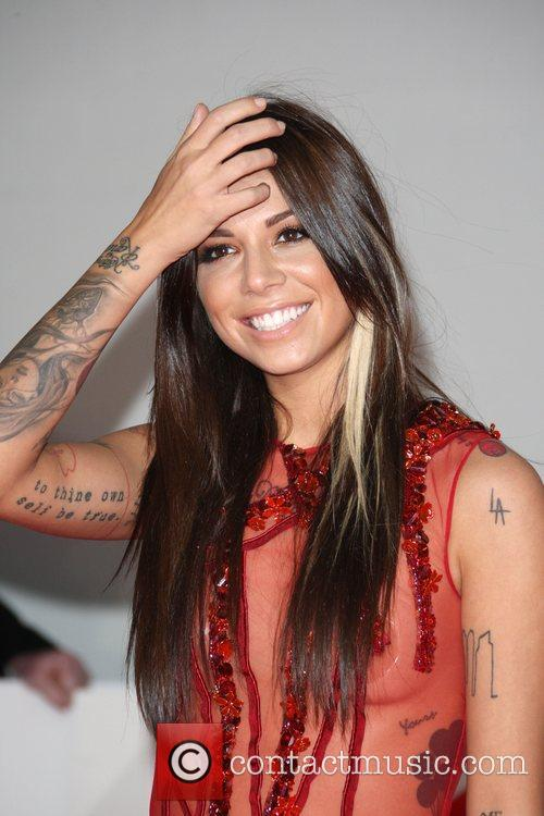 Christina Perri and Brit Awards 9