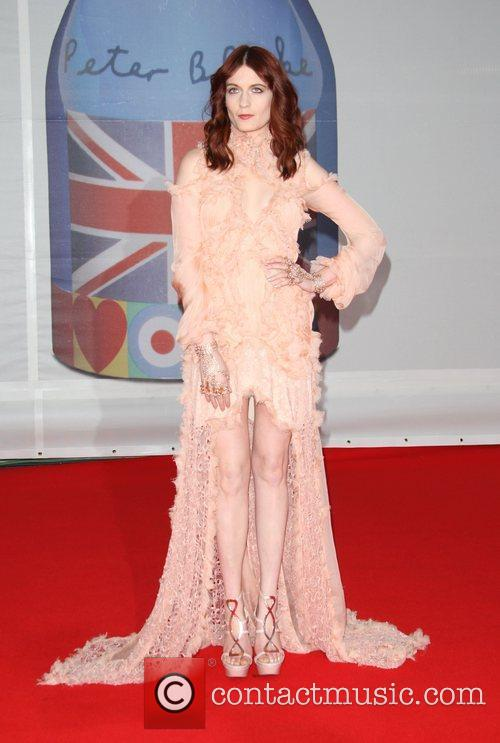 Florence Welch, Florence And The Machine and Brit Awards 10