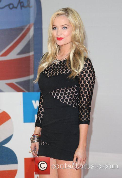 Laura Whitmore and Brit Awards 1