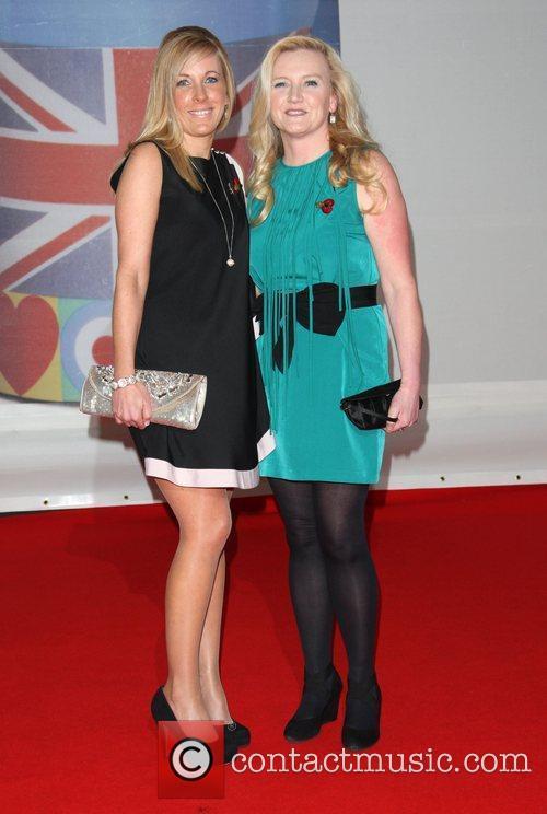 Military Awards The Brit Awards 2012 held at...