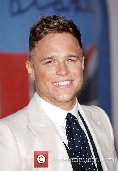 Olly Murs and Brit Awards 5