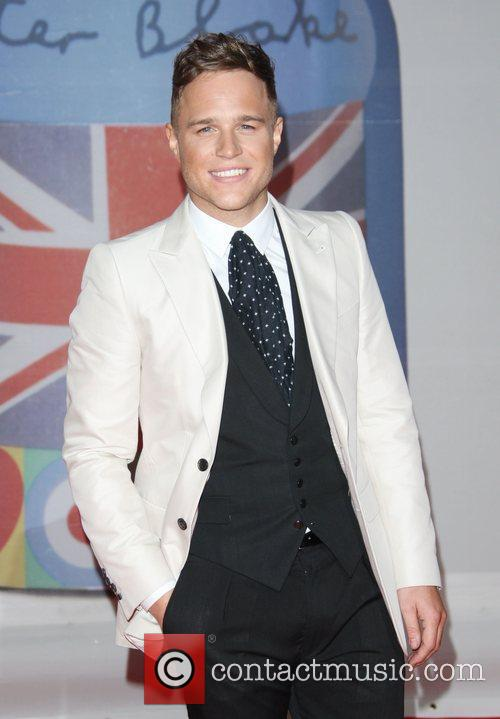 Olly Murs and Brit Awards 6