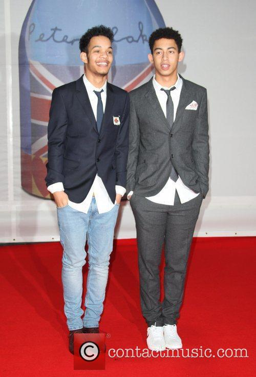 Rizzle Kicks and Brit Awards 7
