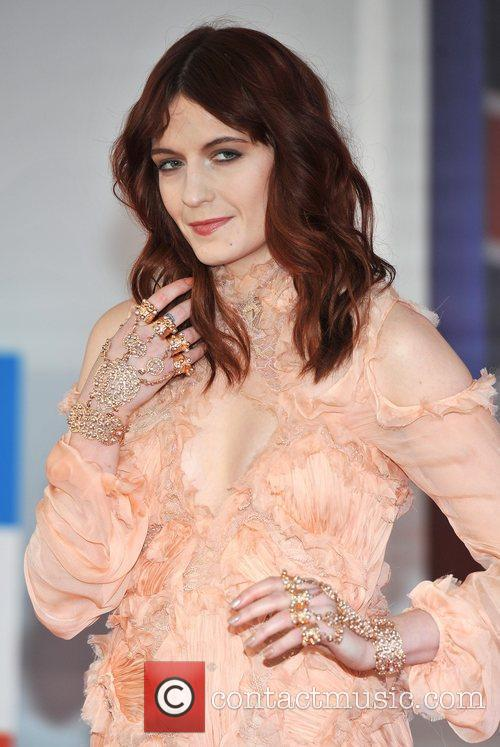 Florence Welch and Brit Awards 5