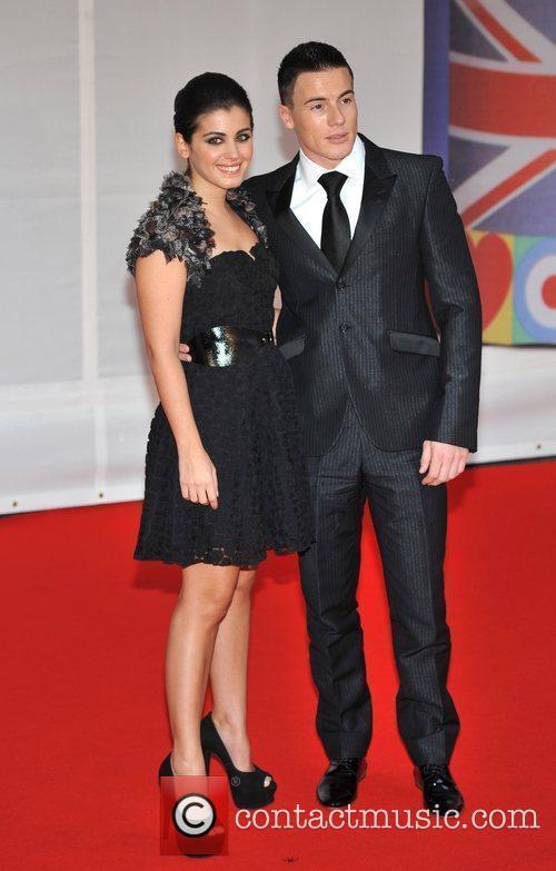 Katie Melua 2012 Brit Awards held at the...