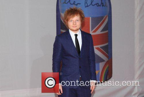 Ed Sheeran and Brit Awards 5