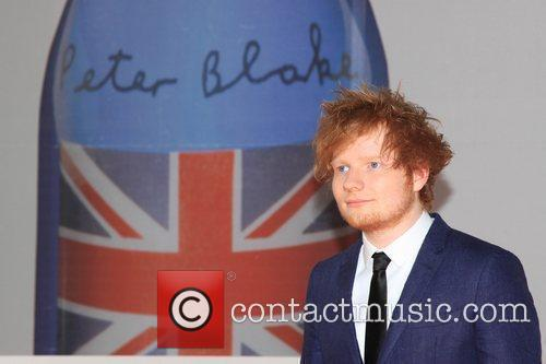 Ed Sheeran and Brit Awards 1