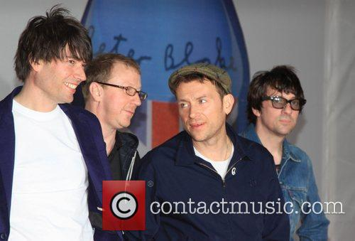 Blur and Brit Awards 2