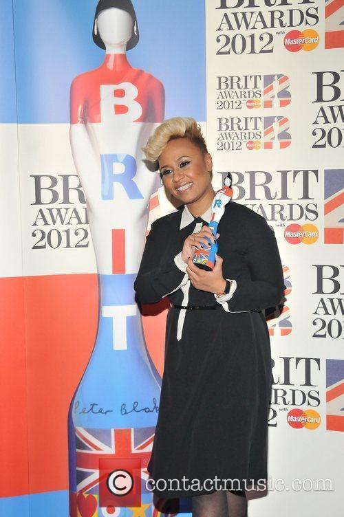 Emeli Sande and Brit Awards 3