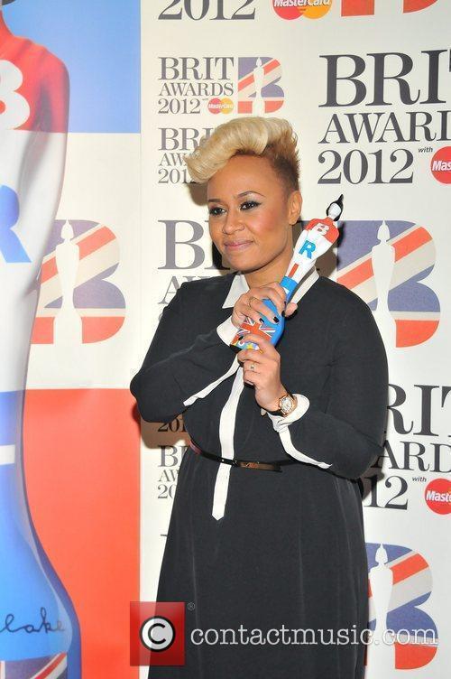 Emeli Sande and Brit Awards 4