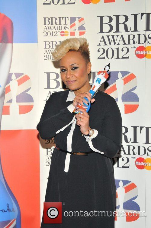 Emeli Sande and Brit Awards 6