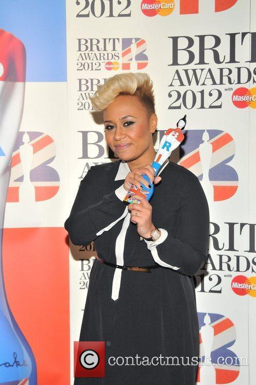 Emeli Sande and Brit Awards 7