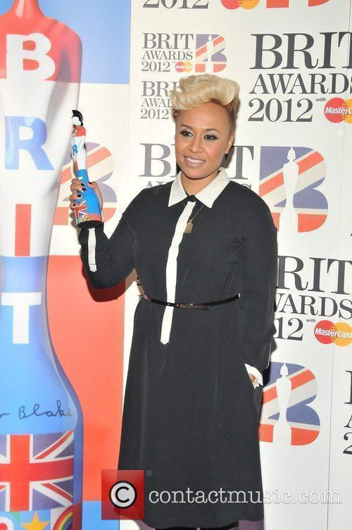 The BRIT Awards 2012 at the O2 Arena...