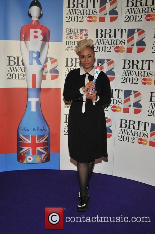 Emeli Sande and Brit Awards 8