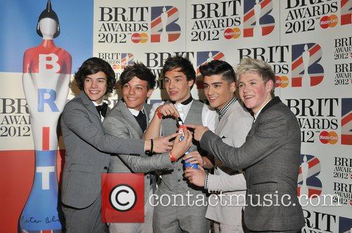 One Direction and Brit Awards 6