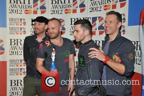 Coldplay and Brit Awards 4